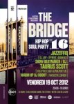 The Bridge, afterwork soirée au Djoon
