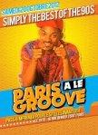 Soirée Paris a Le Groove au 1979