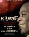Concert K-Leaf aux Cariatides