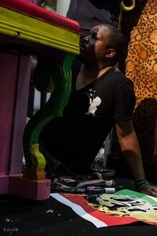 Fred Ebami. Photo by Babylon