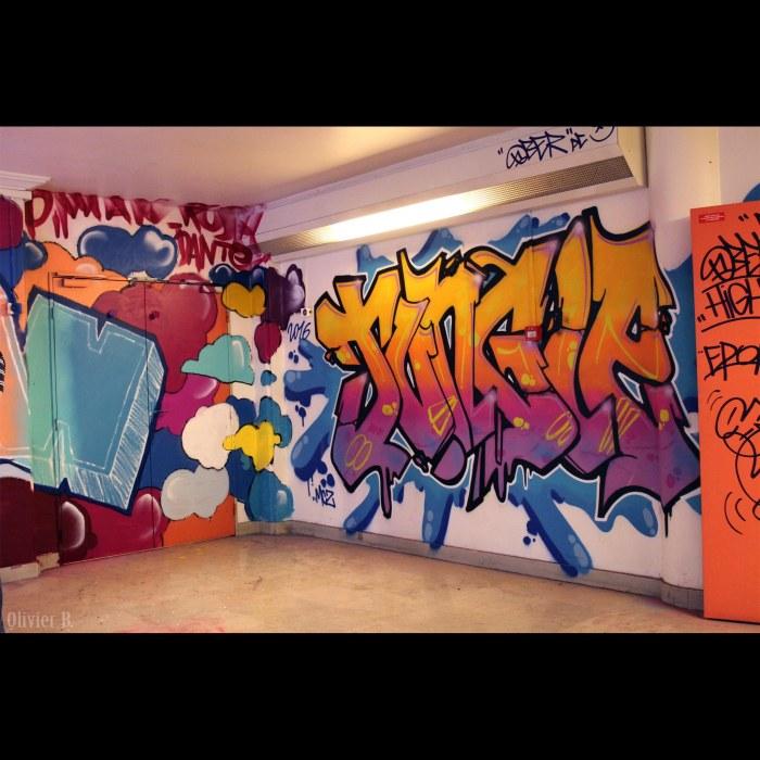 REHAB – Exposition Éphémère de Graffiti#1