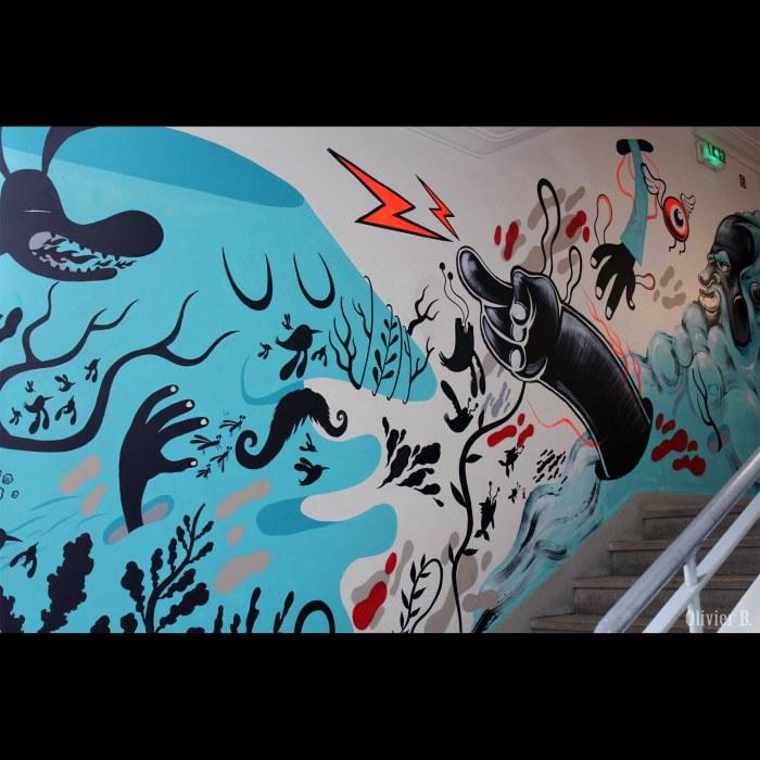 REHAB – Exposition Éphémère de Graffiti#2