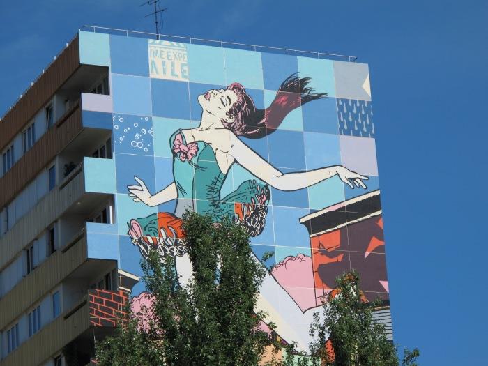 Paris : Les nouvelles fresques du13eme